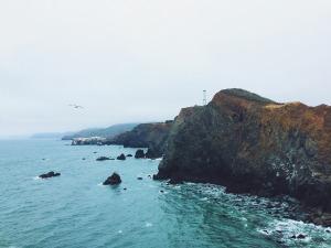 San Francisco magic at Point Bonita.