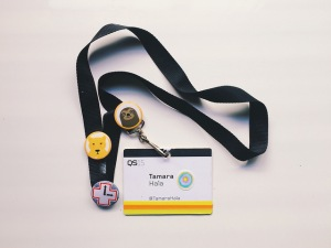 Pimp your QS15 Badge